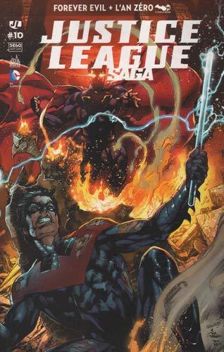 Justice League Saga, N° 10 :