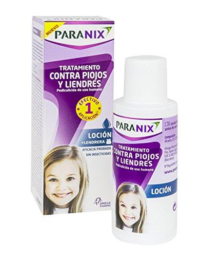 Paranix Loción. Tratamiento para Piojos y Liendres - Incluy