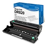 Galada Compatible Drum Unit Replacement for Brother DR820 DR-820 for Brother HL-L6200DW HL-L6200DWT MFC-L5850DW MFC-L5900DW HL-L5200DW MFC-L5700DW MFC-L5800DW MFC-L6800DW Printer(Black,1 Pack)