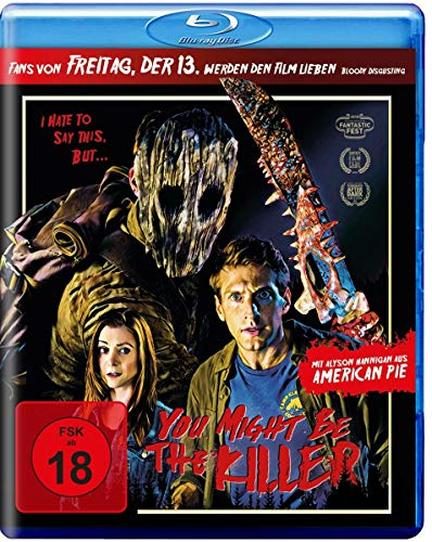 You Might Be The Killer (uncut) [Blu-ray]