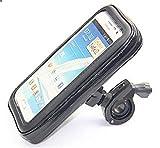 bluelans Étui étanche pour vélo support support pour téléphone portable iPhone 6Plus, 6S Plus 14cm affichage