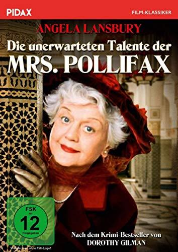 Die unerwarteten Talente der Mrs. Pollifax / Spannende Agentenparodie nach dem Krimi-Bestseller von Dorothy Gilman mit Angela Lansbury (bekannt aus