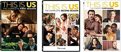 This Is Us: Seasons 1-3 DVD 3-Pa...