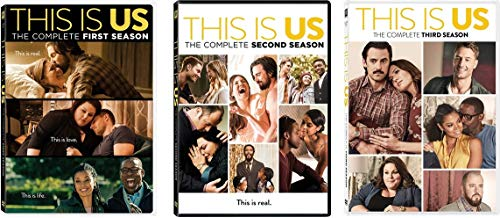 This Is Us: Seasons 1-3 DVD 3-Pa...