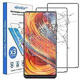 ebestStar - [Pacco x3 Vetro Temperato Compatibile con Xiaomi Mi Mix 2S Protezione Schermo Pacco da 3 Pellicole Anti Shock, Anti Rottura, Anti graffio [Apparecchio: 150.9 x 74.9 x 8.1mm, 5.99'']