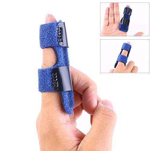 ROSENICE Férula para dedos para todos los dedos fracturas de dedos artritis y para inmovilizar las articulaciones interfalángicas