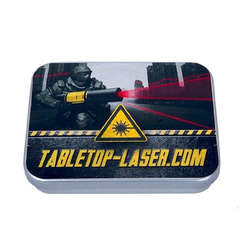 Roter Linienlaser XL650-5 für Tabletop Spiele. Helle und gut sichtbare Laserlinie für das Anzeigen von Sichtlinien - 70120738