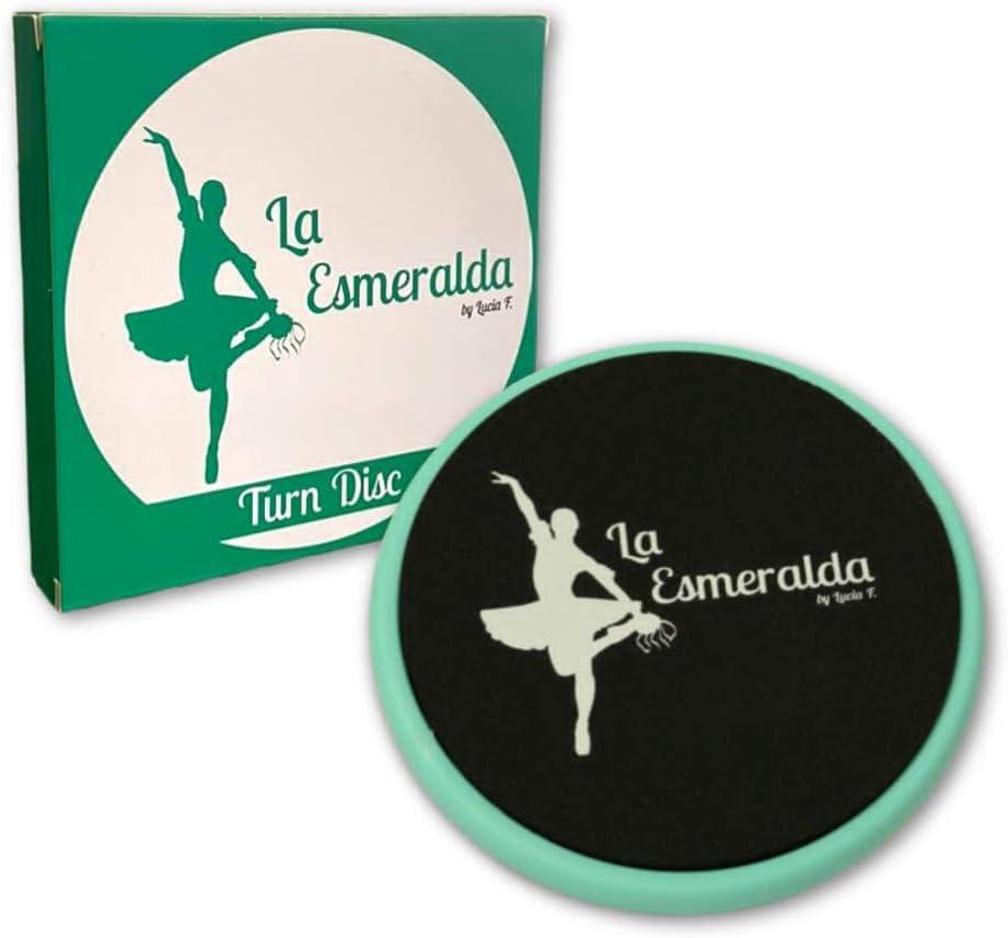 Super special price La Esmeralda Ballet Turning Board Gymn for Dancers Skaters Atlanta Mall ice