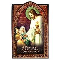 Holy Card(正式聖霊護符)ペーパータイプ - First Communion