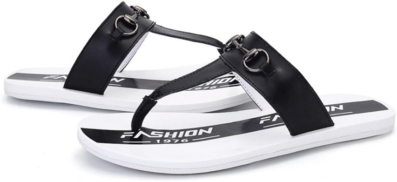 Summer Men's Slipper Non-Slip Clip Feet Sandals Slippers Anti-Skid Breathable
