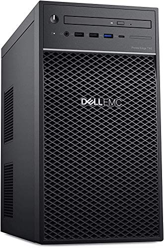 Dell poweredge t40 tower server (t30 newer version), intel quad-core xeon e-2224g 3. 5ghz, 16gb ddr4 ram, 256gb ssd (boot)+2tb 7200rpm hdd, displayport, dvdrw, no os, free tlg 32gb usb3. 0 flash drive