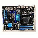 Xiatian Computerersatzkarte Motherboard Fit for ASUS M5A97 LE R2.0 Computer Motherboard-Buchse AM3 + DDR3 32GB Für AMD 970 FX Desktop-Mainboard Desktop-Computer-Motherboard