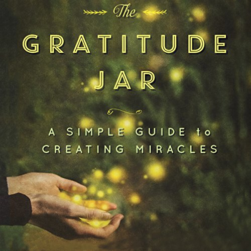The Gratitude Jar audiobook cover art