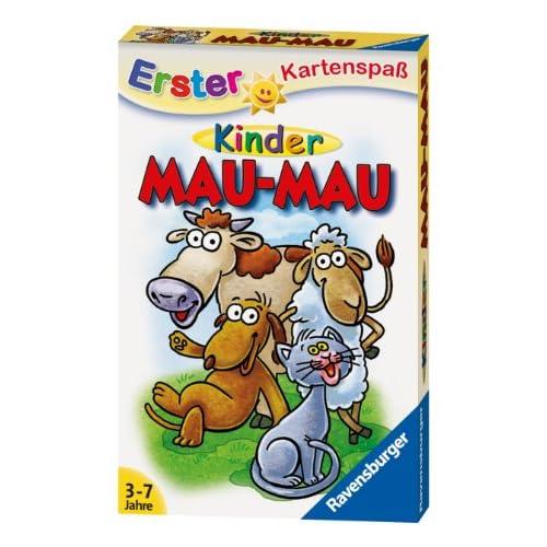 Ravensburger 20430 Kinder Mau-Mau [Importato da Germania] [Importato dalla Germania]