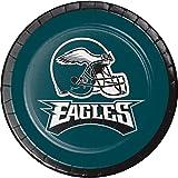 Philadelphia Eagles Dessert Plates, 24 ct
