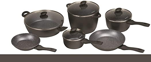 Pyrolux Non-Stick Cookware, Black, 11826