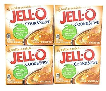 Best jello butterscotch pudding Reviews