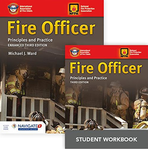 Fire Officer: Principles and Practice Includes Navigate 2 Advantage Access + Fire Officer: Principle