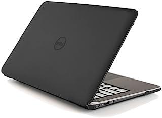 "Black iPearl mCover Hard Shell Case for 13.3"" Dell XPS 13 9343 / 9350 model(released after Jan. 2015, not fitting older L3..."