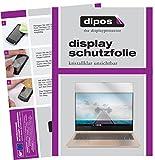 dipos I 2X Schutzfolie klar kompatibel mit Lenovo Yoga 730-13IKB (13.3 Zoll) Folie Bildschirmschutzfolie