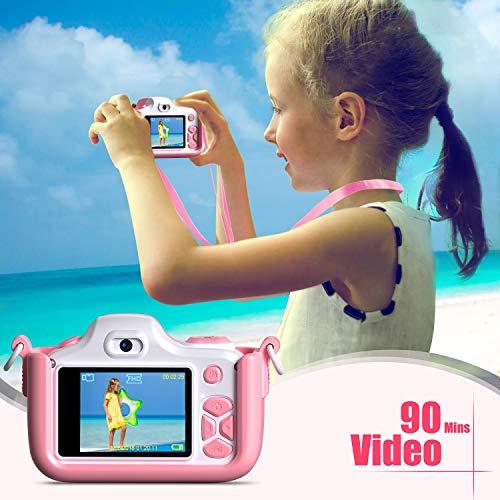 Kriogor Macchina Fotografica Bambini, Fotocamera