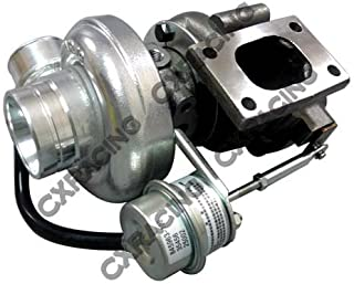 Universal GT25 Turbo Charger Turbocharger T25 + Water Banjo w/ 14PSI Wastegate