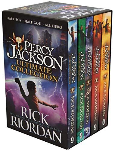 Percy Jackson & the Olympians 5…