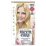 Clairol Nice'n Easy Permanent Hair Dye, 10A Extra Light Ash Blonde Hair Color, 1...