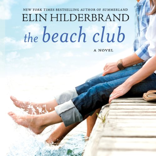 The Beach Club audiobook cover art