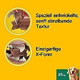 Pedigree DentaStix Fresh Hundesnack für große Hunde (25kg+), Zahnpflege-Snack mit Eukalyptusöl und Grüner Tee-Extrakt, 4 Packungen je 28 Stück (4 x 1,08 kg) - 9