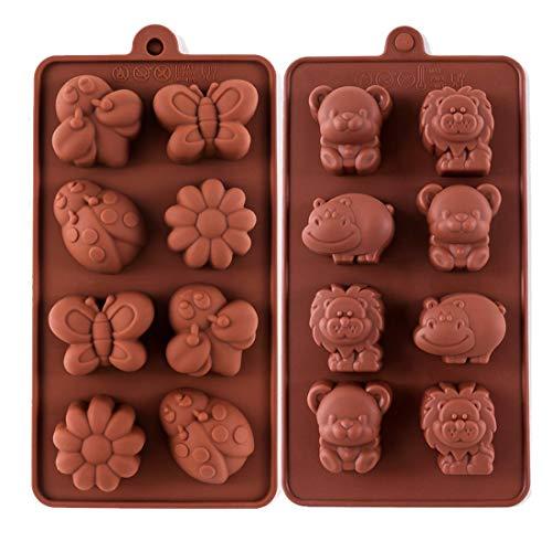Penguin Moule Chocolat Bonbons Jelly mold cake topper Baby gelées Décoration