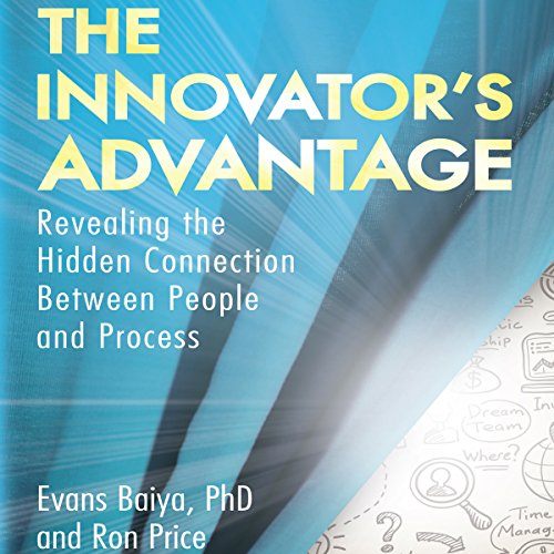 The Innovator's Advantage audiobook cover art