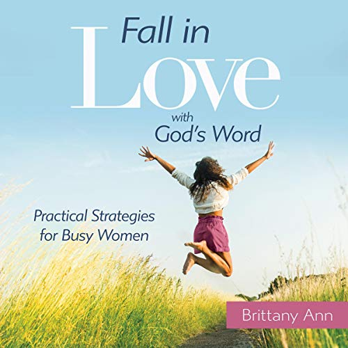 Fall in Love with God's Word cover art