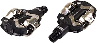 Look, X-Track Race, MTB Clipless Pedals, Composite body, Cr-Mo axle, 9/16'', Black