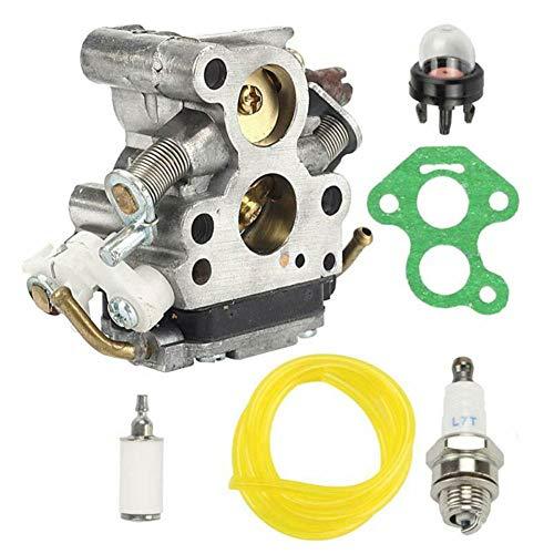 CIVIKY Carburador para carburador de Motosierra Husqvarna 135140 140E 435440 435E 440E-PC 1