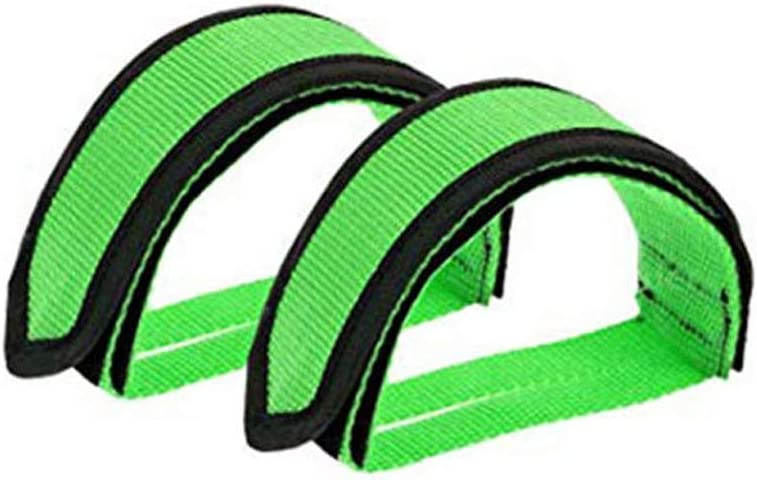 BlackGazelle One Pair Bicycle Pedal Straps A Strap Toe Clip Free Shipping Cheap Bargain Gift Oklahoma City Mall Belt