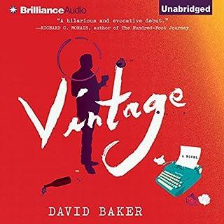 Vintage audiobook cover art