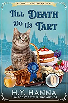 Till Death Do Us Tart (Oxford Tearoom Mysteries ~ Book 4) by [H.Y. Hanna]
