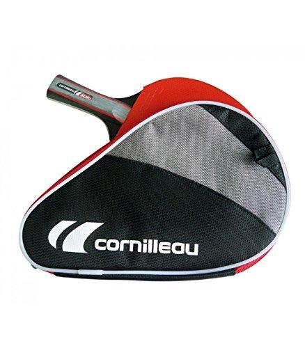 Cornilleau – Pack único: pala + funda de ping pong, tenis de mesa