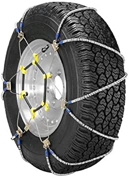 Security Chain Company ZT735 Super Z LT Light Truck and SUV Tire Traction Chain - Set of 2: image