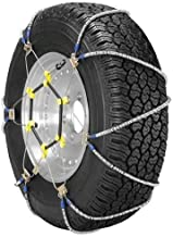 Security Chain Company ZT729 Super Z LT Light Truck and SUV Tire Traction Chain - Set of 2