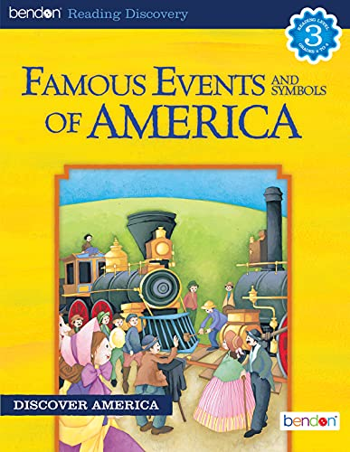 Famous Events and Symbols of America (English Edition)