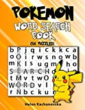 POKEMON: Word Search Book: 56 Word Search Puzzles With Pokemon