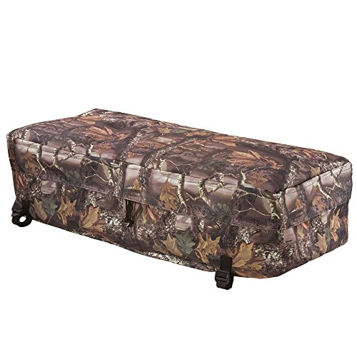Rage Powersports Camouflage ATV Gear Bag (Front or Rear)