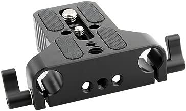 Best smallrig camera base plate w rod rail clamp Reviews