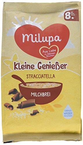 Milupa Kleine Genießer Milchbrei Stracciatella, 5er Pack (5 x 400 g)