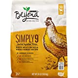 Purina Beyond Limited Ingredient, Natural Dry Dog Food, Simply 9 White Meat Chicken & Barley Recipe - 24 lb. Bag