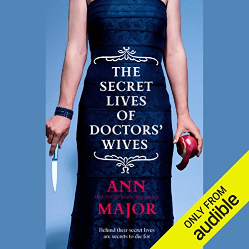 The Secret Lives of Doctors' Wives audiobook cover art