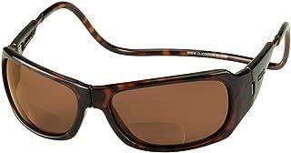 Clic Monarch Polarized Bi-Focal Reading Sunglasses
