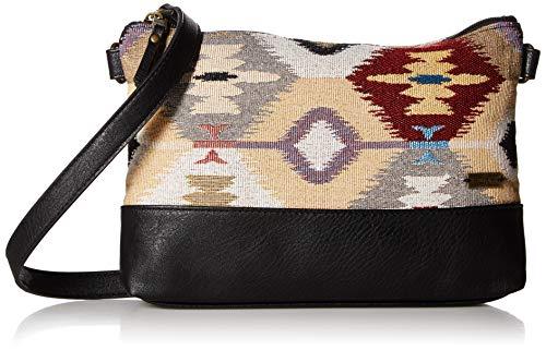 Roxy Women's Set You Free Handbag, anthracite, 1SZ